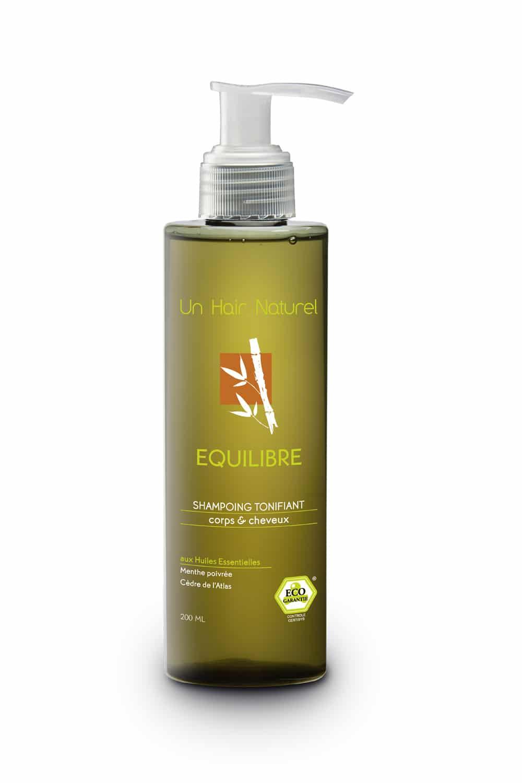 Shampoing Equilibre - salons un hair naturel nantes