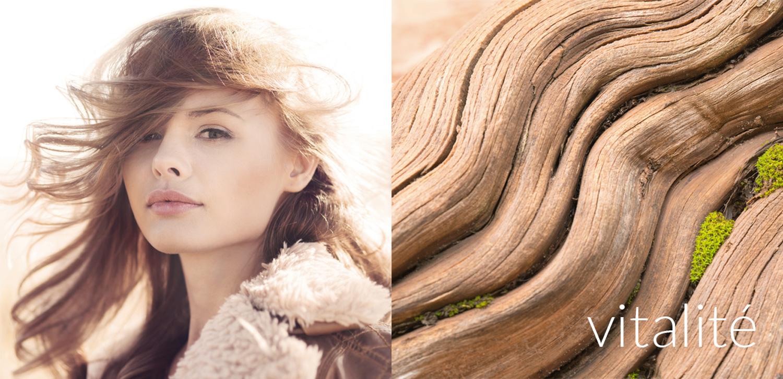 Un Hair naturel Salons de coiffure bio Nantes vitalité dans les produits