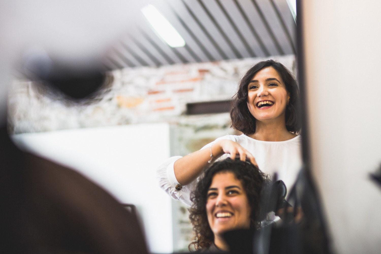 Un Hair naturel Salons de coiffure bio Nantes ambiance détente zen