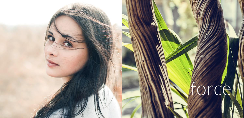 Un Hair naturel Salons de coiffure bio Nantes force et nature